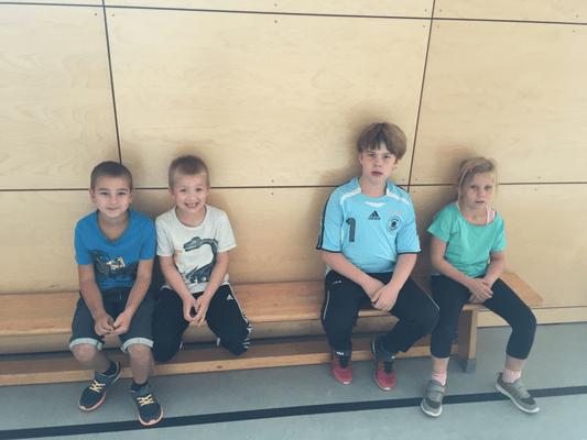 Kindersporttag am 06.10.18