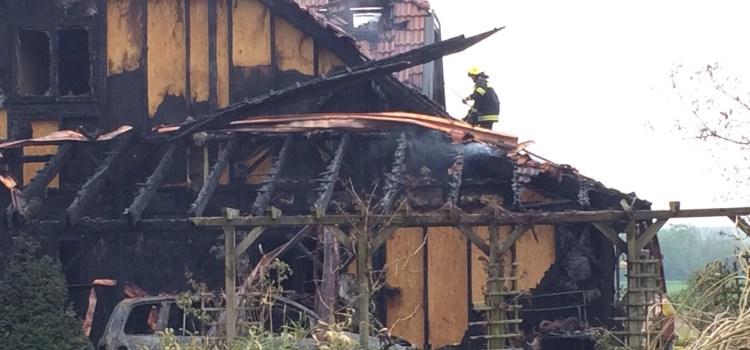 Wohnhausbrand (B3)