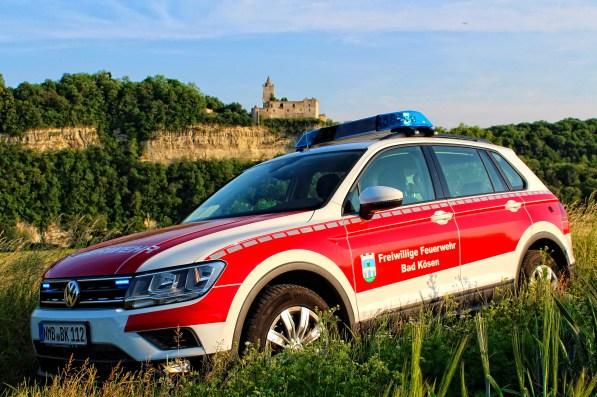 FF Bad Kösen, Feuerwehr, KdoW, Kommandowagen, Einsatzfahrzeug, Fahrzeug, Fphrungsfahrzeug