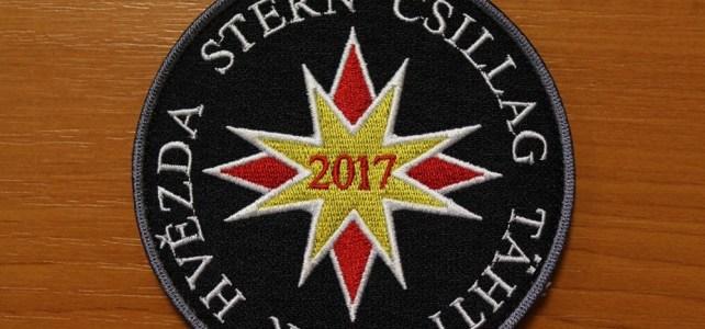 Stern 2017 Internationalen militärischen Vielseitigkeitswettkampf