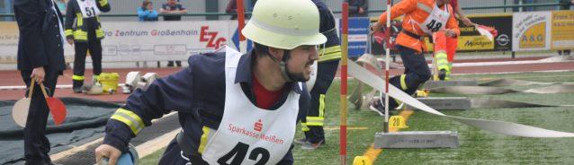 12. Sächsischen Meisterschaften der Feuerwehren im Dreikampf