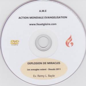 Explosion de Miracles (DVD)