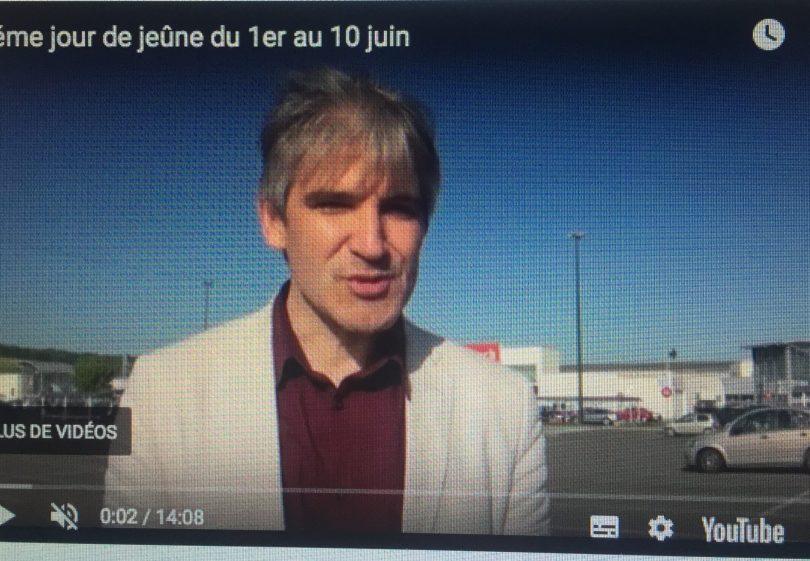jeûne – jour 8-10 / vidéo de remy bayle : deux façons de mourir