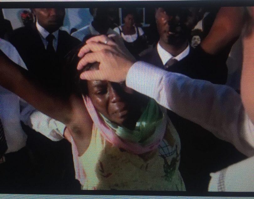guérison miraculeuse d'une sourde muette de naissance- cameroun - rémy bayle