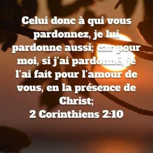 La grâce du pardon est notre héritage Rémy Bayle la grâce du pardon est notre héritage
