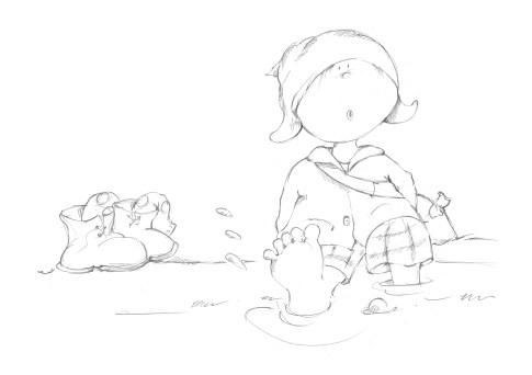 """""""J'ai mal aux pieds..."""""""