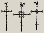 Coq-déglise-croix