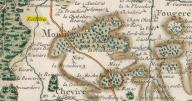 Montigné-L'Aillerie-Cassini