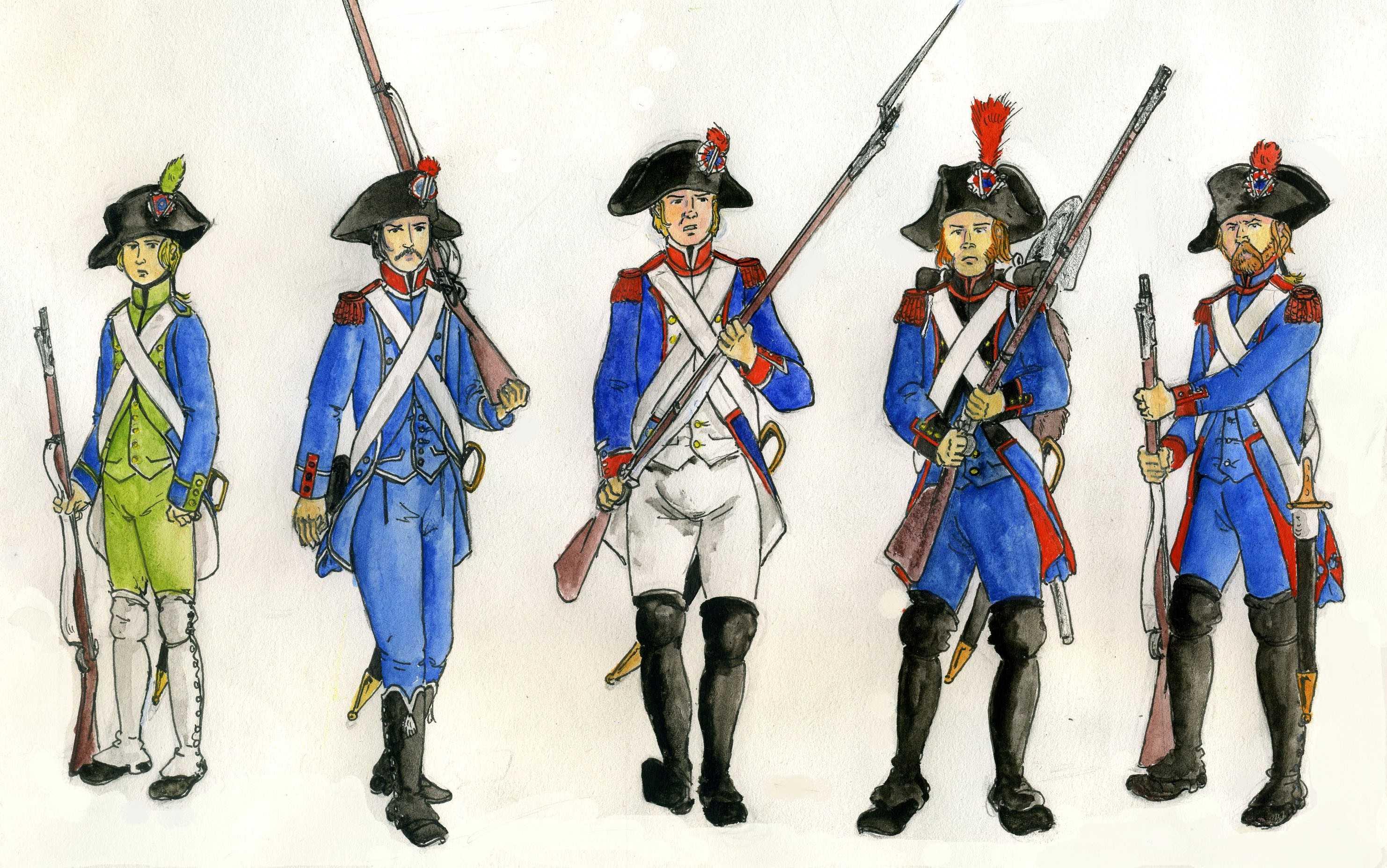 René FEVRIER (1774-1795), Soldat de la Révolution