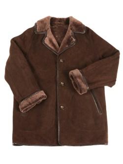 Brown Sheepskin Coat from Oxford Vintage Market