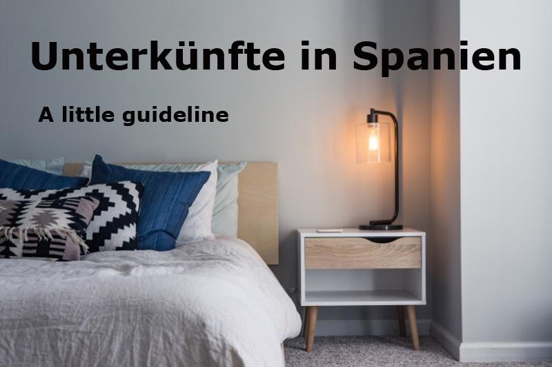 Unterkunft in Spanien finden
