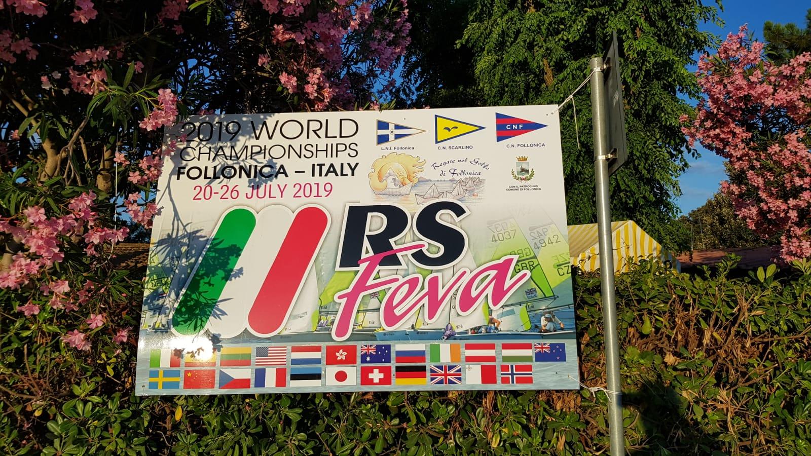 FEVA WORLDS 2019 🇮🇹 ❗