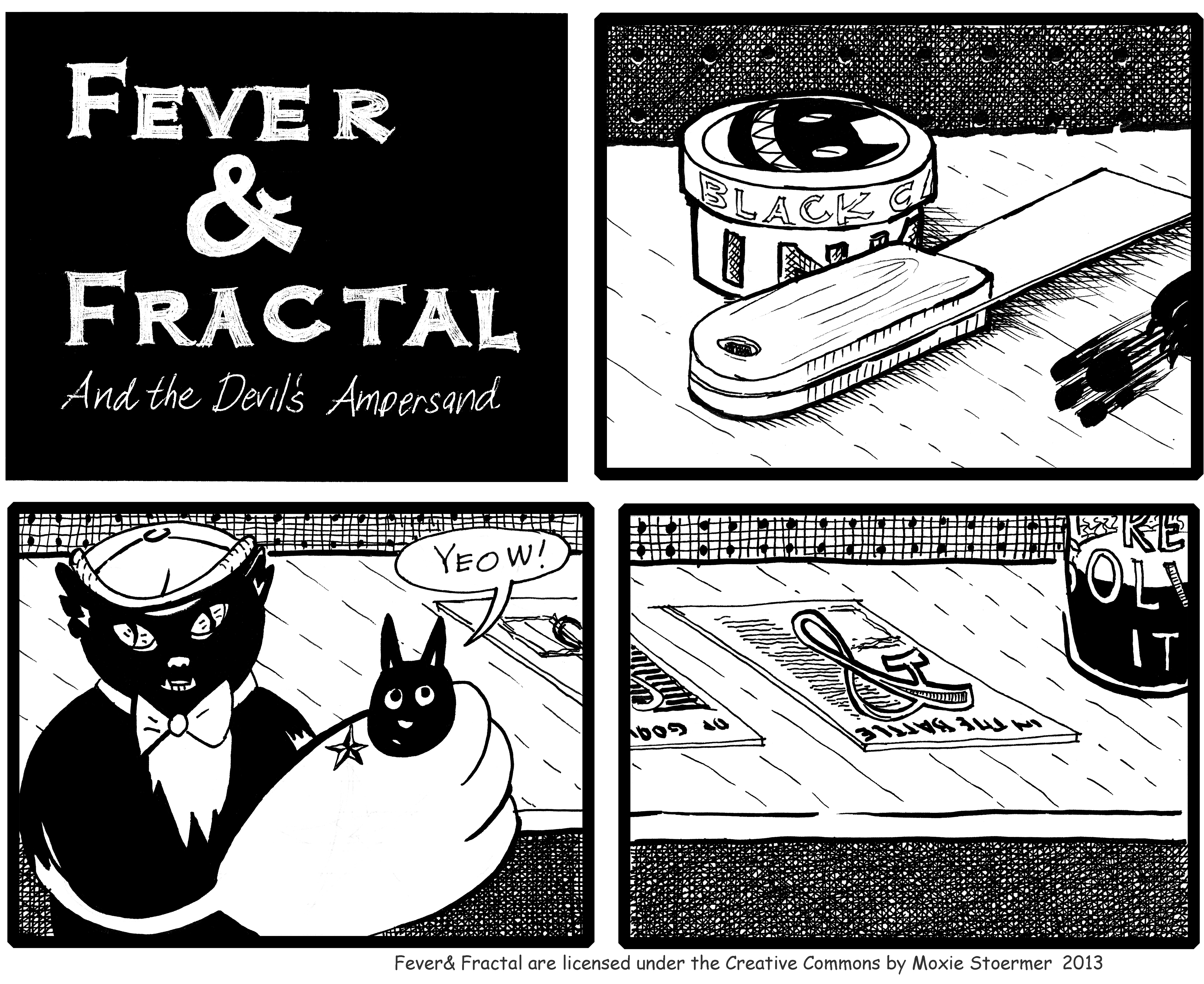 Fever and Fractal: The Devil's Ampersand 2 : 10