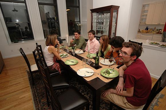 Dinner Party by Zach Klein - Flickr