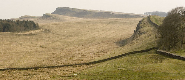 Fevered Mutterings image: Hadrian's Wall, by Bill Hails - Flickr