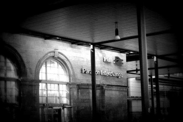 Paragon Train Station, Hull