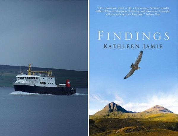 Findings - Kathleen Jamie