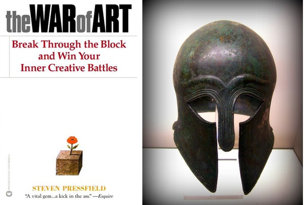 War of Art - Steven Pressfield