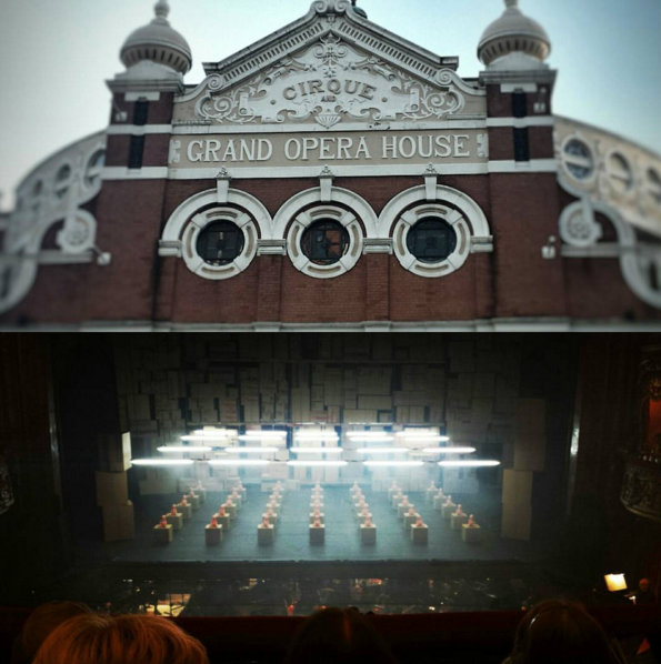 grand opera house, belfast