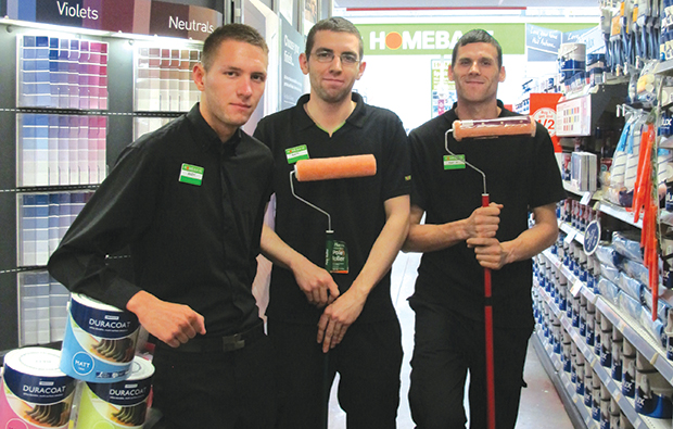 DIY Skills In Store For Homebase Students