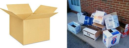 new vs. free moving boxes