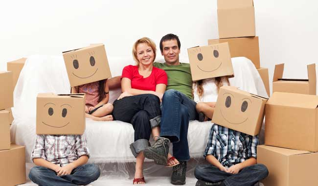 4 Tips To Make Your Move An Exciting Venture For The Whole Family