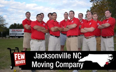 The Best Jacksonville NC Moving Company