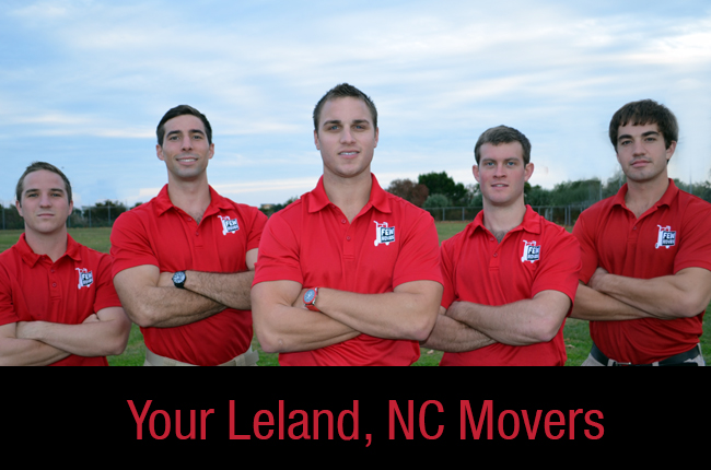 Leland NC's Favorite Moving Company
