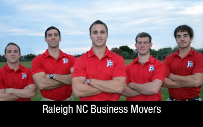 Raleigh NC Business Movers: Few Moves Moving Company