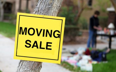 How to Have an Awesome Moving Sale