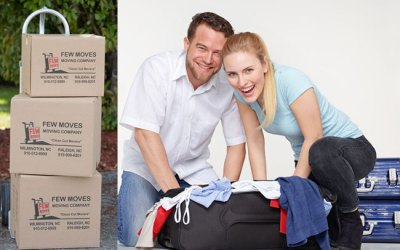 Tips for Packing Clothing Before A Move
