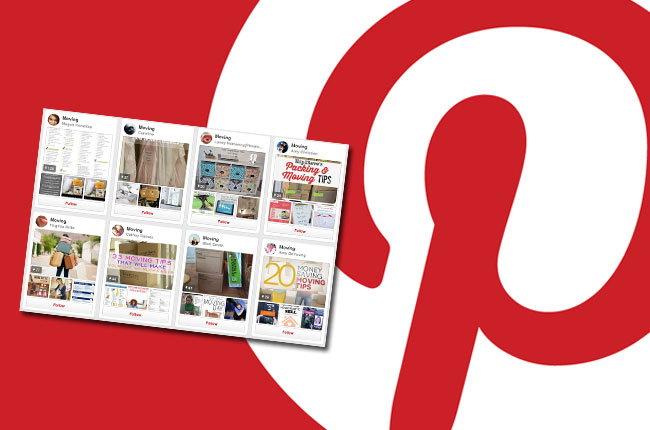9 Best Pinterest Boards to Follow Before Moving