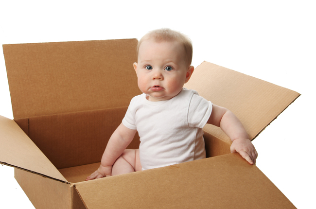 When's that baby due? Should you move before or after?