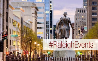 7 Raleigh Events That Will Make You Want to Move There by Spring