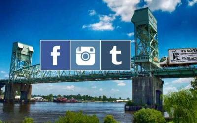 Social Media Accounts to Follow for Wilmington Newcomers