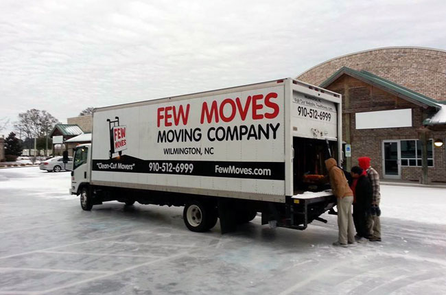 How To Move Like A Pro During Winter Weather