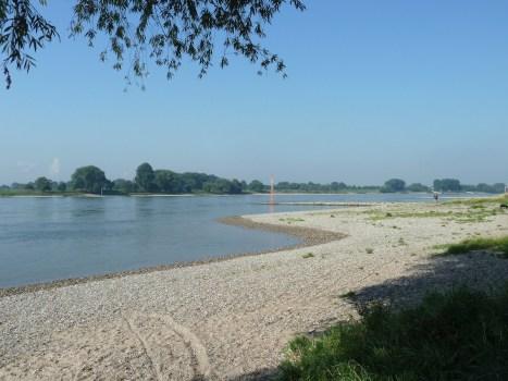 Rheinufer bei Monheim am Rhein, © Kreis Mettmann