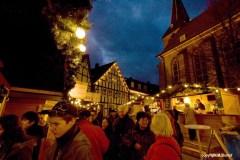 Herzog-Wilhelm-Markt in Wülfrath, © Stadt Wülfrath
