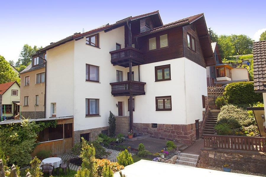Wohnhaus Familie Bickel Ferienwohnung zum Ruppberg