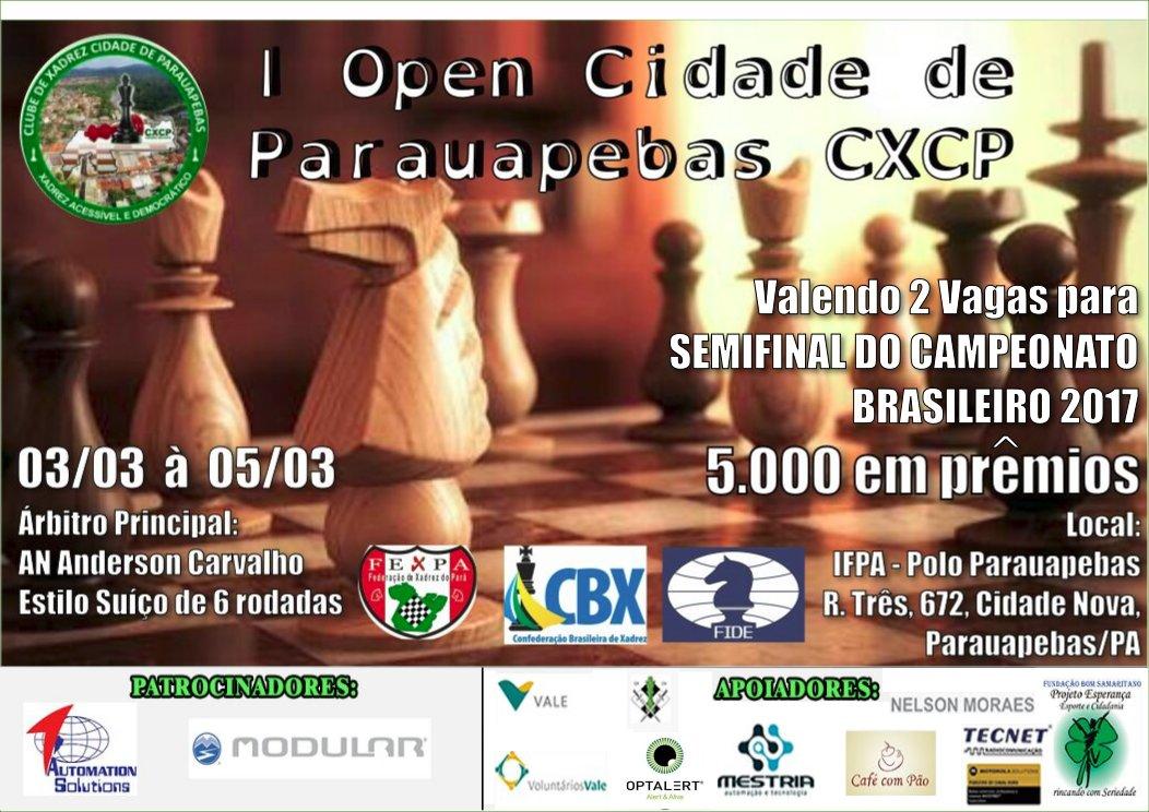 I Open Cidade de Parauapebas CXCP