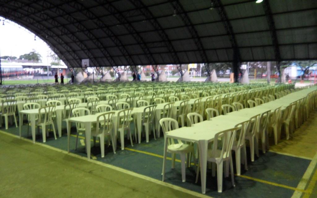 689 inscritos para a primeira etapa do Circuito de Xadrez Escolar em Curitiba.