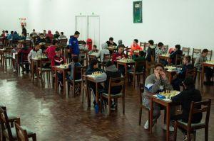 Rodada 02: xadrez rápido
