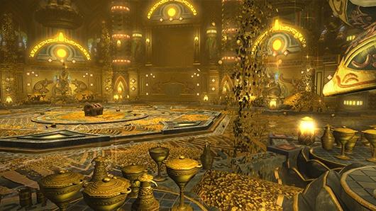 Final Fantasy XIV Patch 405 Adds New Treasure Hunt Raid