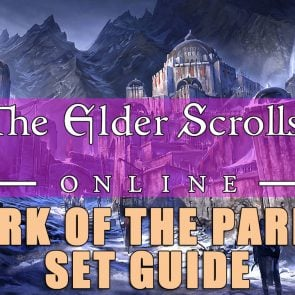 Mark of the Pariah: ESO Set Guide – Linear Defiance | Best