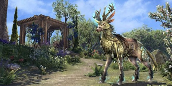 ESO: How to Evolve Your Nascent Indrik Mount | Best Headphones