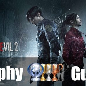 f15ea9ab46afed In this Resident Evil 2 Trophy Guide, we'll be showing you what all the  Trophies and Achievements there are in the game. Control Leon S. Kennedy  and Claire ...