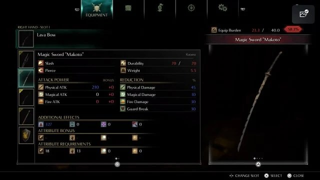 demons-souls-builds-arcane-archer-advanced-bow-guide-magic-sword-makoto