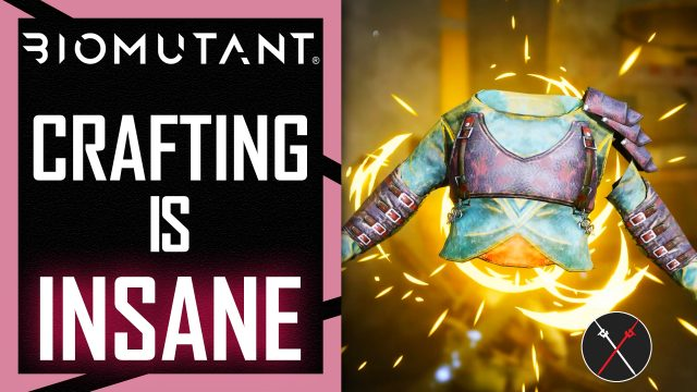 Biomutant Crafting Guide – How to get the very best weapons and armor