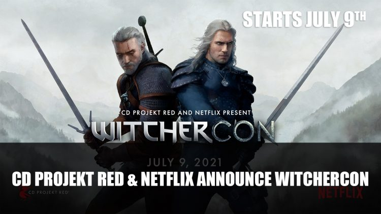 CD Projekt Red and Netflix announce WitcherCon