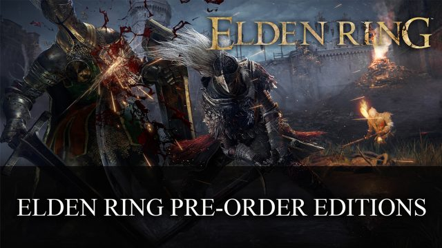 General Pre-Order Elden World |  Fextralife